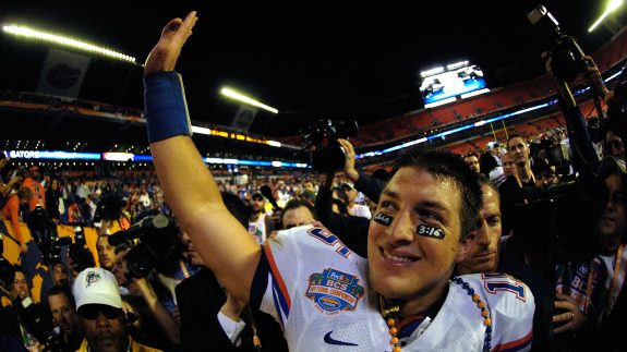 Florida's College Football Powers Aren't What They Used To Be