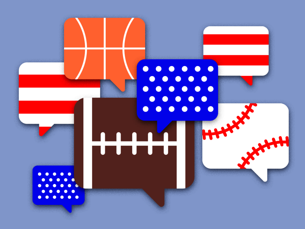 Can You Tell Sports Commentary From Political Punditry? We Couldn't.