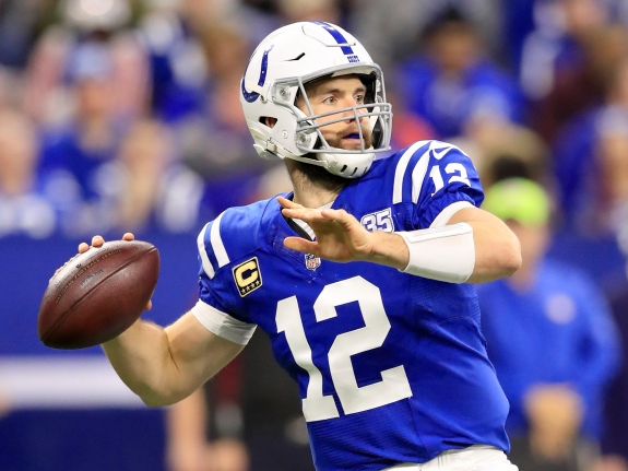Few QBs As Good As Andrew Luck Have Left The Game So Early