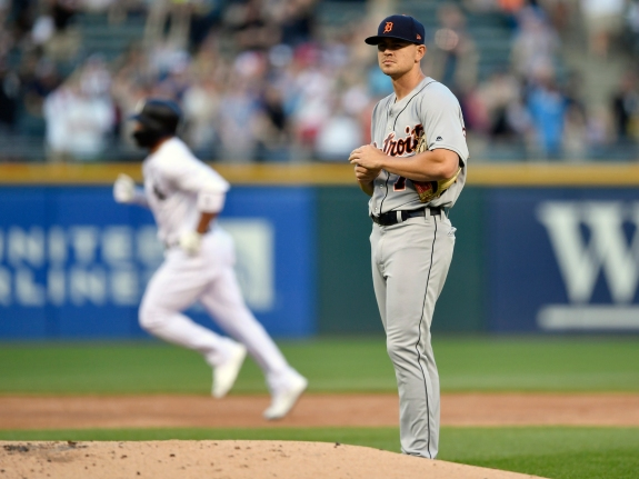 Detroit Tigers v Chicago White Sox – Game Two