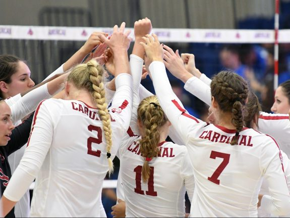 Stanford Volleyball Looks Unstoppable, But Challengers Are Lurking