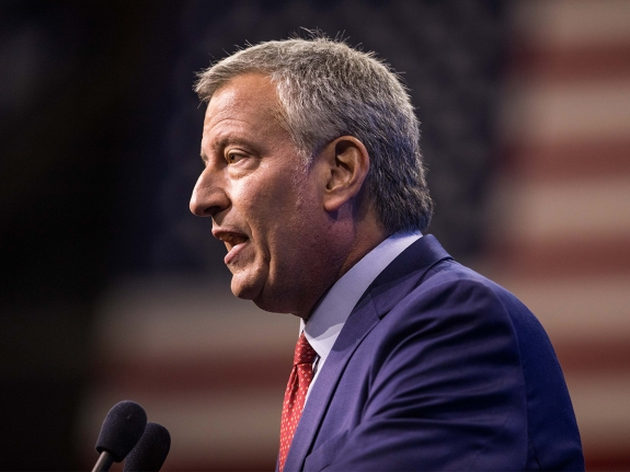 Why Bill de Blasio's Campaign Failed (Hint: Nobody Liked Him)