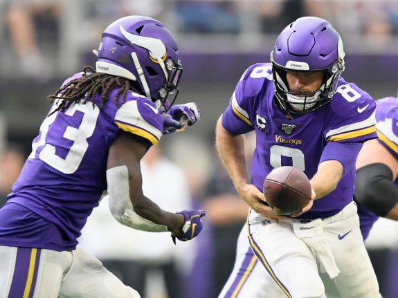 The Vikings Are Running Like It S 1972 Fivethirtyeight