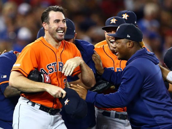 Everyone Thinks Justin Verlander Belongs In The Hall Of Fame. So Why Don't The Stats Agree?