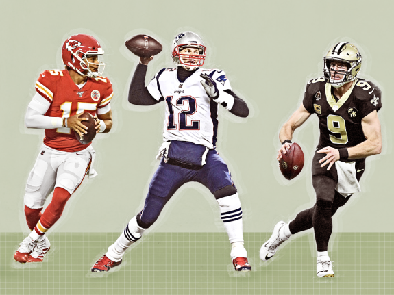 Who Are The Favorites In The 2019 NFL Season?
