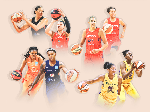 Who To Watch In The 2019 WNBA Playoffs
