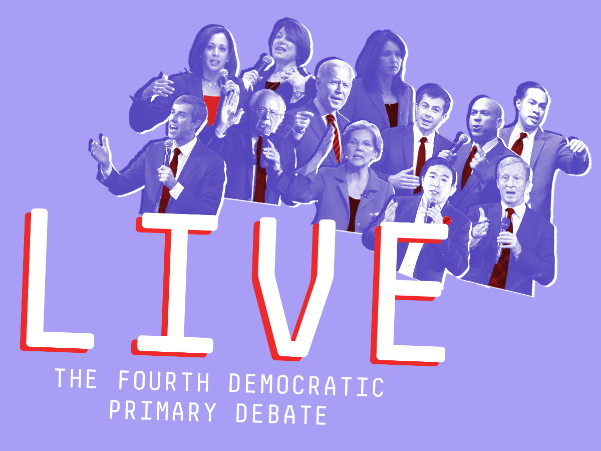 Tonight is our largest presidential primary debate yet (and reportedly…
