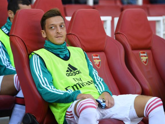Arsenal Is Wasting What Remains Of Mesut Özil's Prime