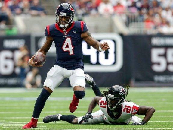 Deshaun Watson Knew He Had Problems He Fixed Them In Week 5 Fivethirtyeight
