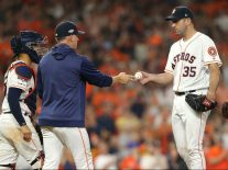 League Championship Series – New York Yankees v Houston Astros – Game Two