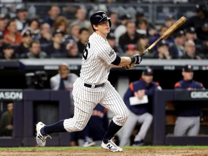 League Championship Series – Houston Astros v New York Yankees – Game Four