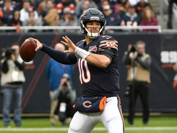 Chicago Bears 2020 Schedule.Should The Bears Look For A New Quarterback Fivethirtyeight