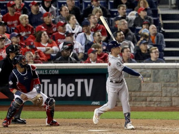 World Series – Houston Astros v Washington Nationals – Game Four