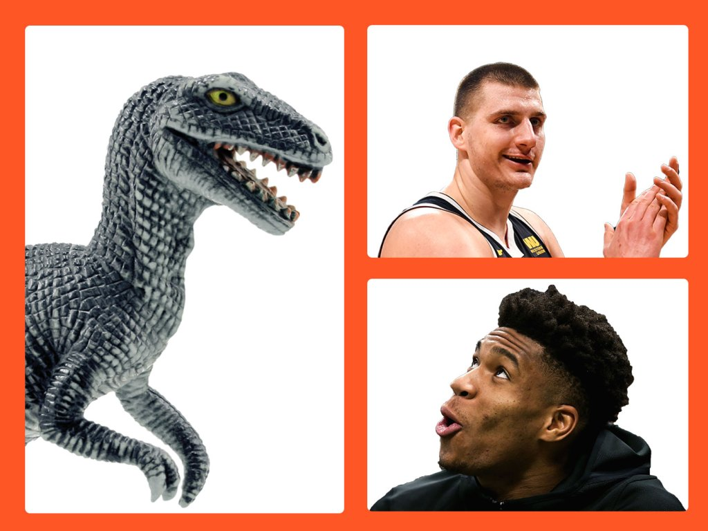 NBA Stat Battle: Antetokounmpo vs. Jokić