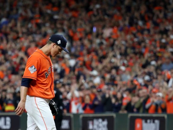 2019 World Series Game 7 – Washington Nationals v. Houston Astros