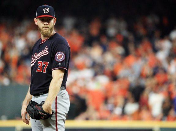 World Series – Washington Nationals v Houston Astros – Game Six