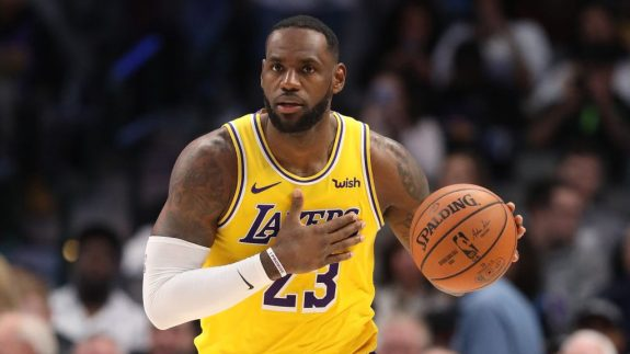 LeBron Is Great At Everything — Even Point Guard