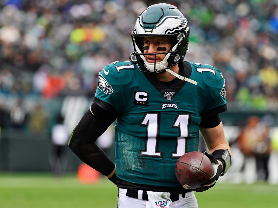 Should We Blame Carson Wentz For The Eagles Struggles
