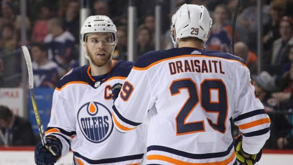 Two Pairs Of Teammates Could Make NHL History