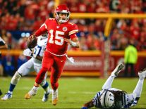 Indianapolis Colts vs Kansas City Chiefs
