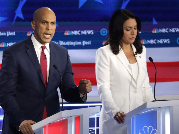 Why It's Tougher To Qualify For The December Democratic Debate