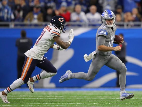 The Detroit Lions Keep Finding Ways To Blow Leads