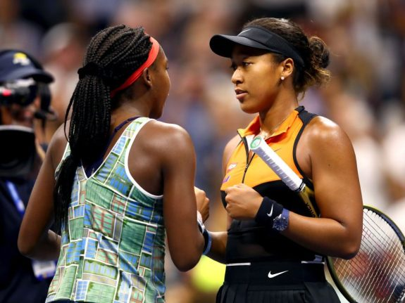 Naomi Osaka vs. Coco Gauff Could Be The Next Great Tennis Rivalry
