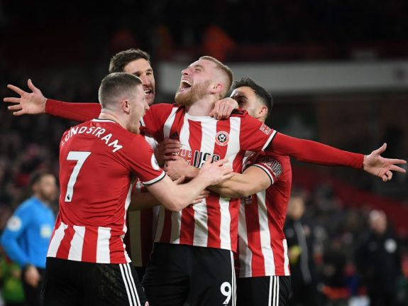 Sheffield United v West Ham United – Premier League