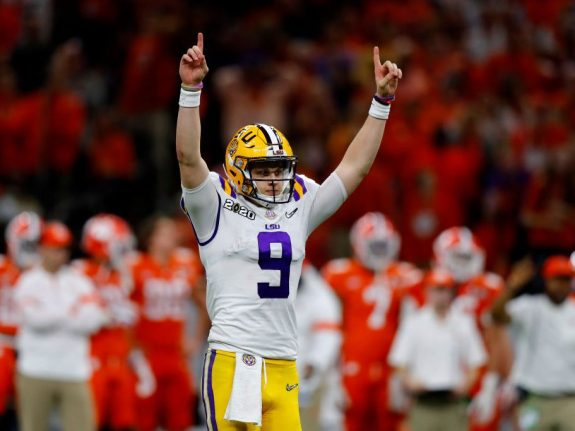 College Football Playoff National Championship – Clemson v LSU