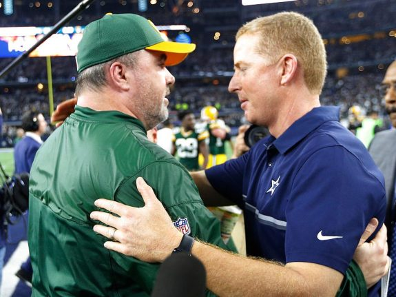 Green Bay Packers vs. Dallas Cowboys