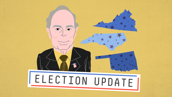 Election Update: Bloomberg's Super Tuesday Gamble May Be Paying Off