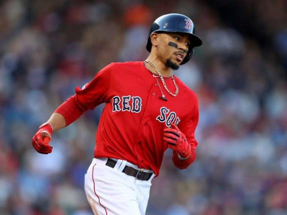 Mookie Betts Makes The Dodgers Even More Dominant