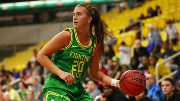 Sabrina Ionescu Has Somehow Gotten Even Better