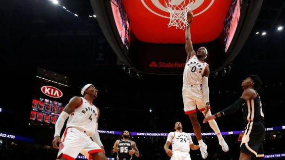 You Don't Need The NBA Draft For Talent. Just Ask The Raptors.