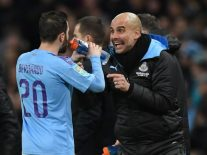 Manchester City v Manchester United – Carabao Cup: Semi Final