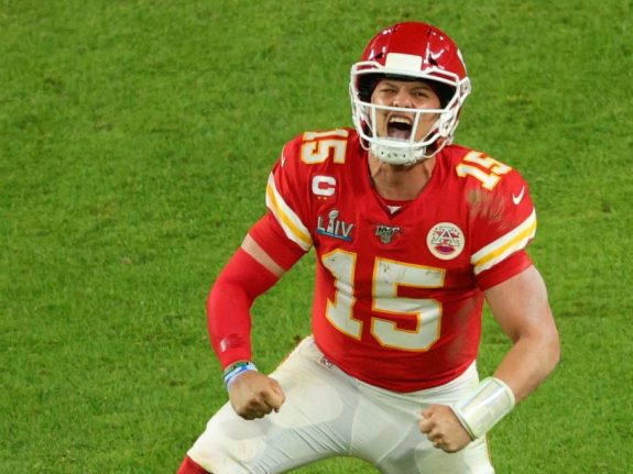 The Chiefs Were On Their Way To A Loss. Then Patrick Mahomes Turned It On.