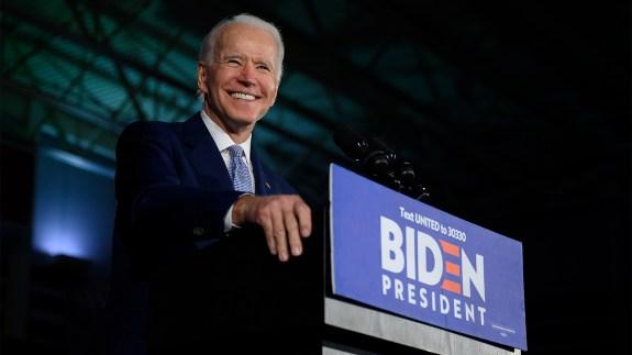Nach dem Super-Dienstag, Biden ist der Favorit im Rennen um die Nominierung: FiveThirtyEight