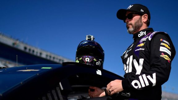 This Is Jimmie Johnson's Last Daytona 500. Will NASCAR Finally Appreciate His Greatness?