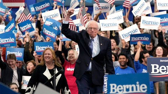 Does Sanders Have A Ceiling? Maybe. Can He Win Anyway? Yes.