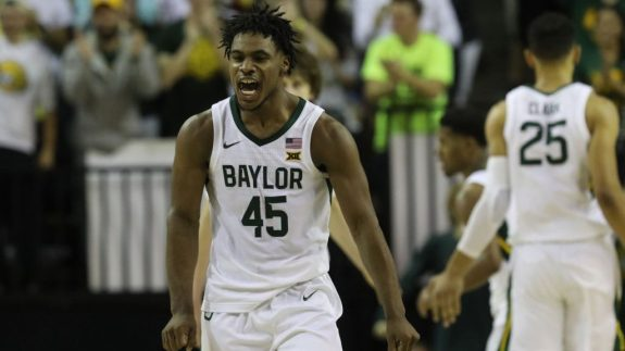 Baylor Was Known For Its Offense. Now It's Winning With Defense.