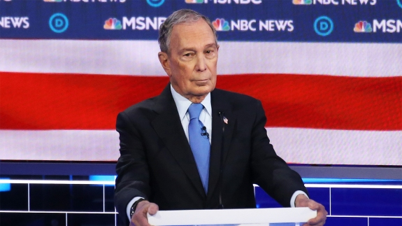 The Debate Exposed Bloomberg's Downside — But It Was There All Along
