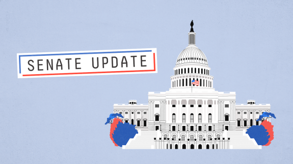 New Polls And New Candidates Are Giving Democrats Some Hope Of Flipping The Senate