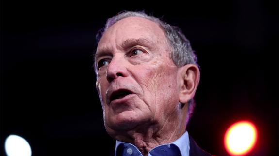 Bloomberg Lost, But He May Still Get What He Wanted