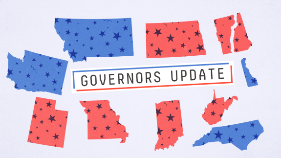 11 Governorships Are Up For Grabs In 2020. Here's What's Happening.