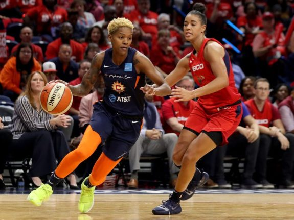 2019 WNBA Finals – Game Five
