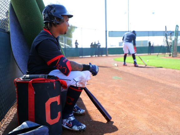 Cleveland Indians Workout