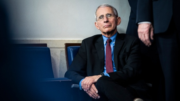 Dr. Fauci Has Been Dreading A Pandemic Like COVID-19 For Years