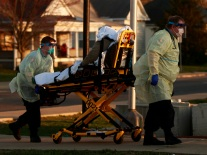 COVID-19 emergency in Bloomington, US
