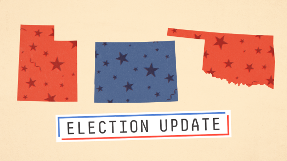 What You Need To Know About Today's Elections In Colorado, Oklahoma And Utah 1