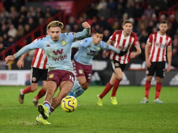 Sheffield United v Aston Villa - Premier League